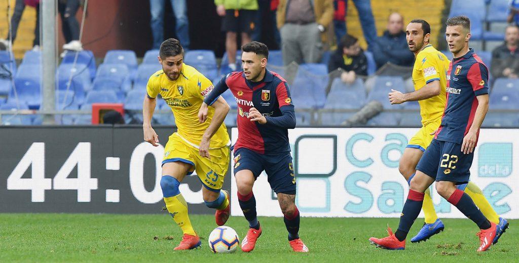 Genoa-Frosinone