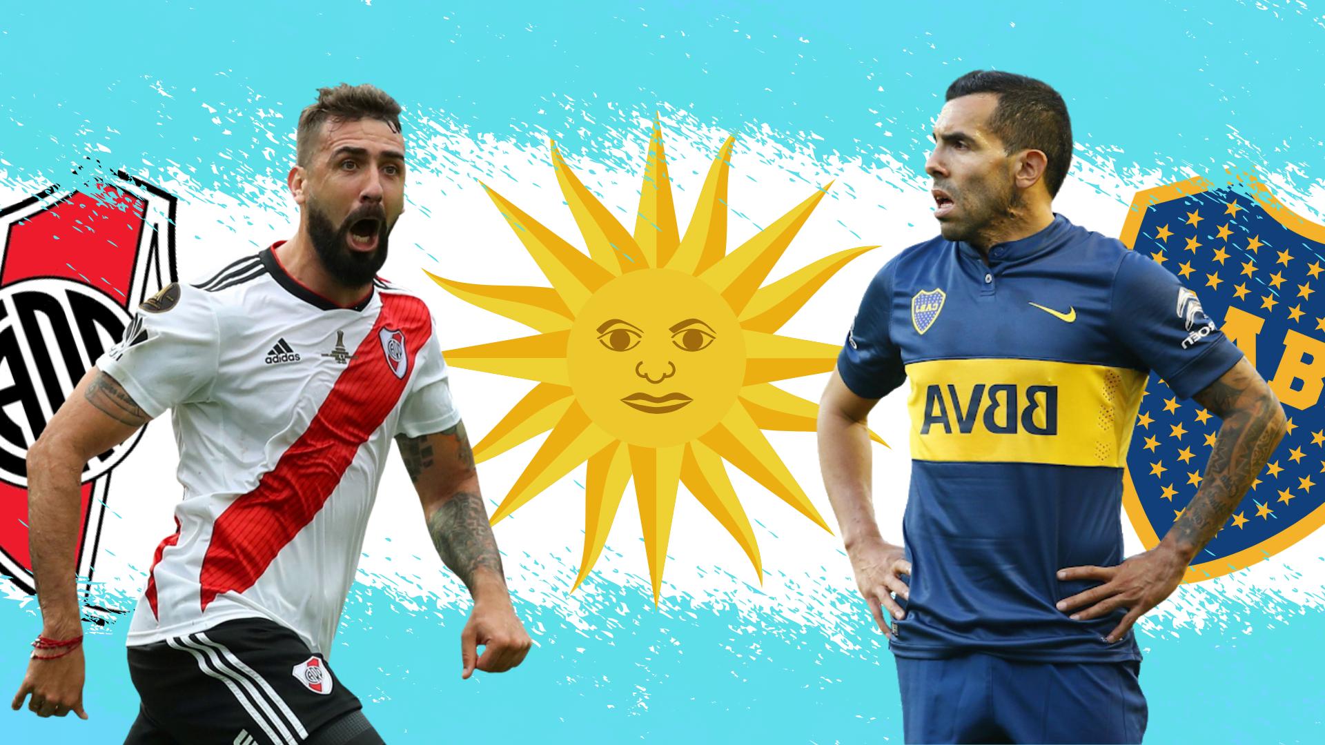 Superliga River-Boca